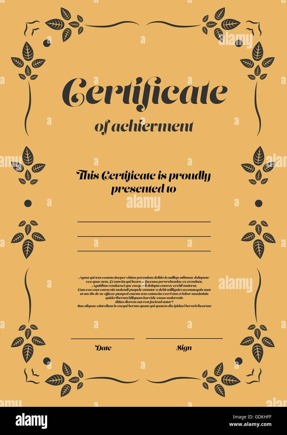 Charmant Kostenlose Powerpoint Zertifikatvorlagen Galerie - Entry ...