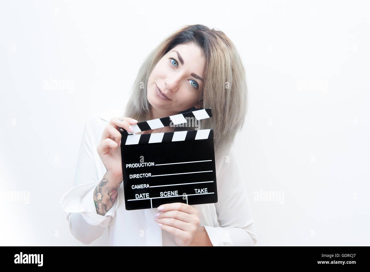 Augen schauspielerin blaue blond Deutscher Schauspieler