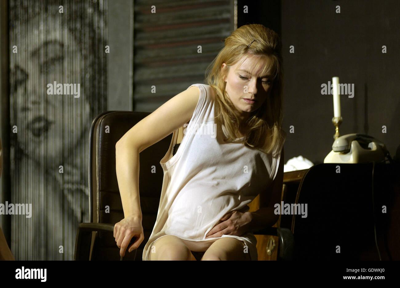 Johanna Christine Gehlen Stockfoto, Bild: 111816936 - Alamy