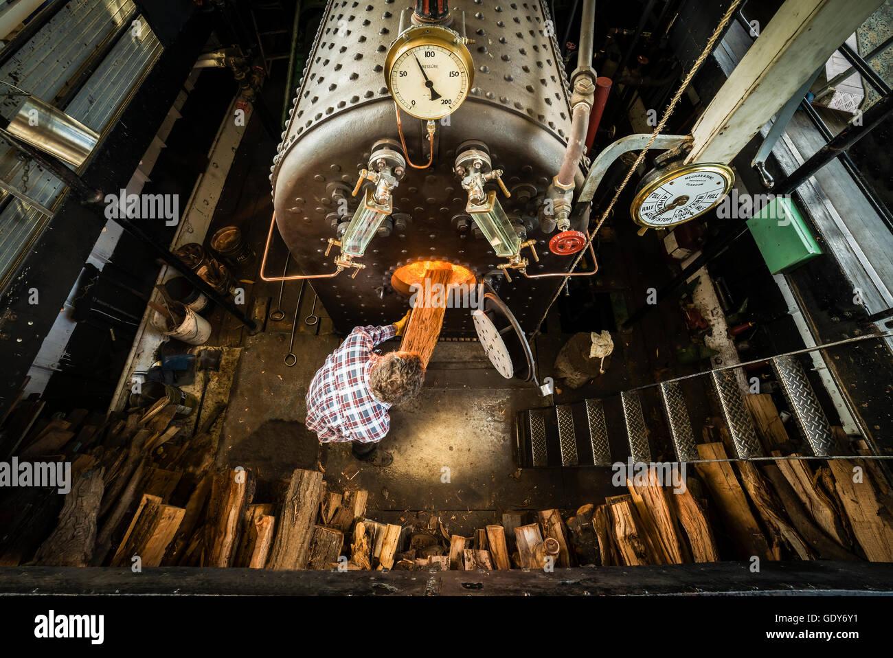 Ship Boiler Stockfotos & Ship Boiler Bilder - Alamy