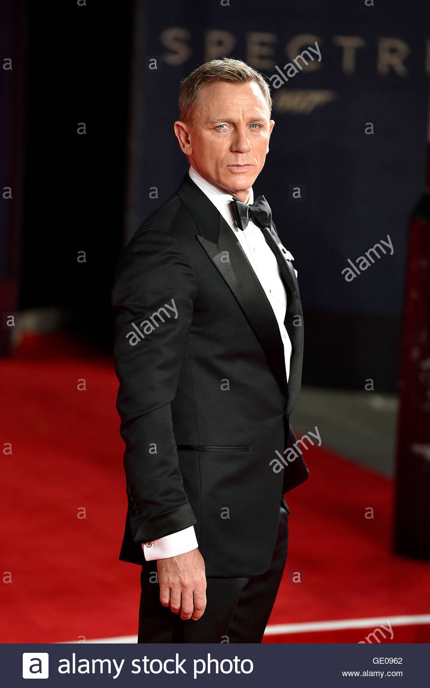 Foto Vom 261015 Von Daniel Craig Als Der Nächste James Bond Film