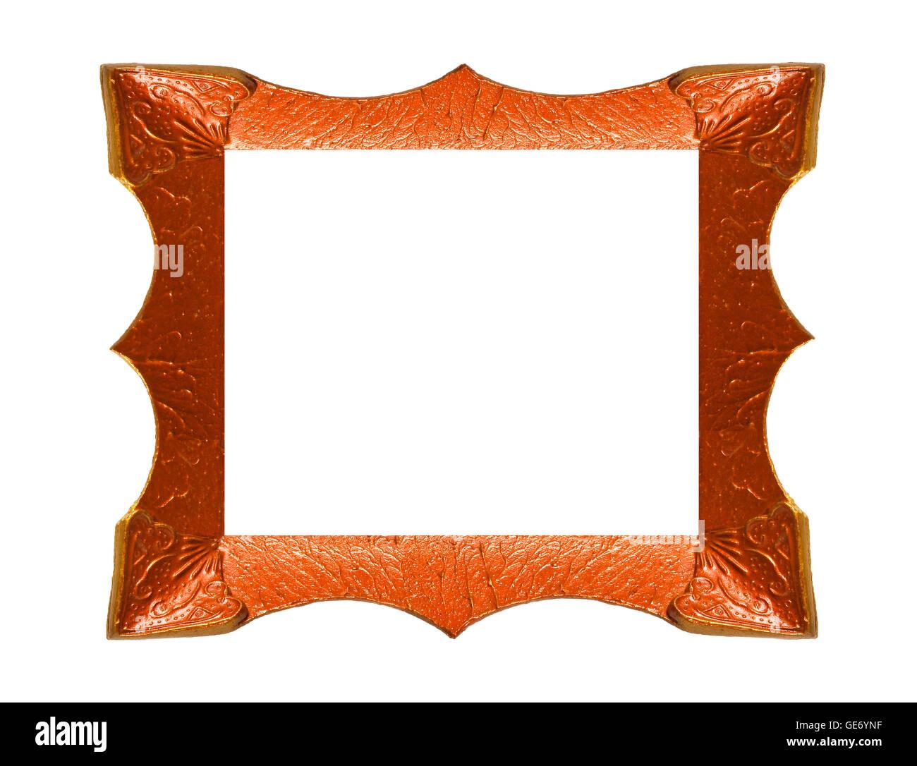 Gemälde Rahmen leer Stockfoto, Bild: 112020875 - Alamy
