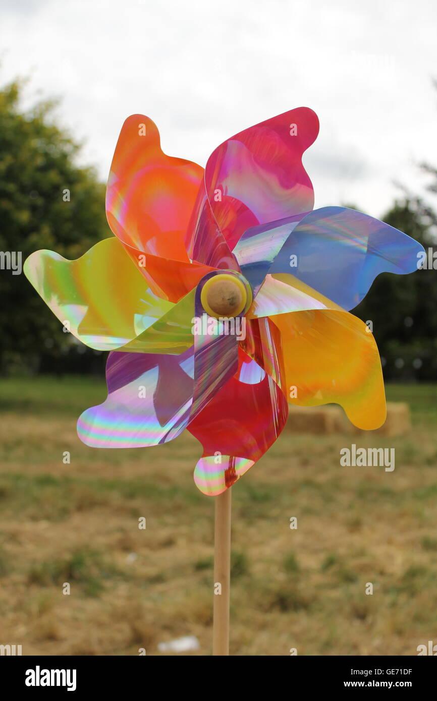 spielzeug-windmühle, garten windmühle, kinderspielzeug, sommer