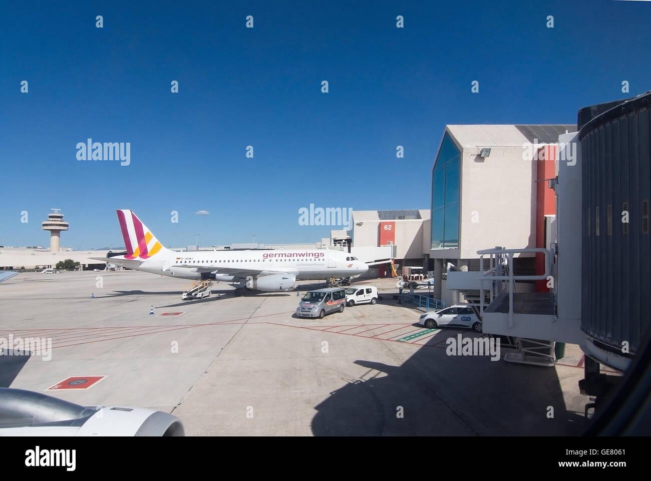 Flughafen Palma De Mallorca Abflug Webcam
