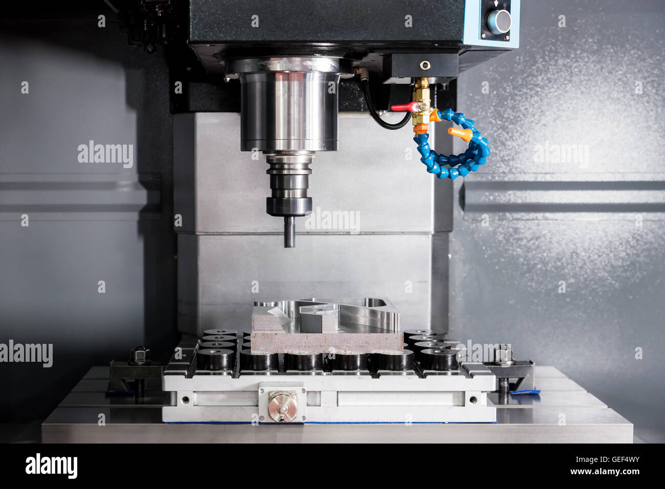 Electrical Discharge Machining Stockfotos & Electrical Discharge ...