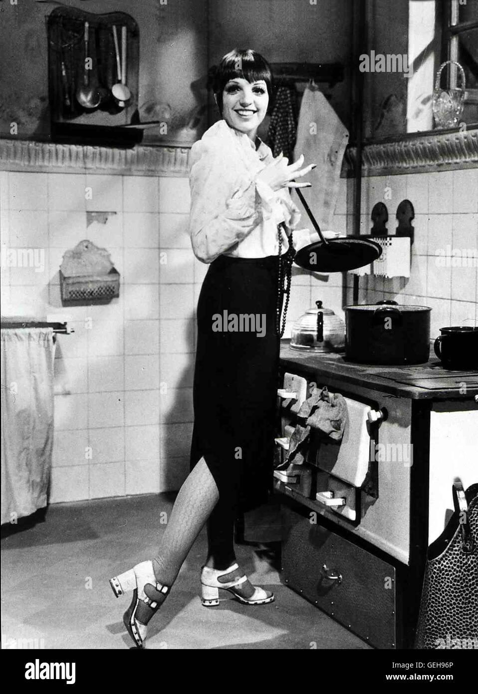 Film Küche | Liza Minnelli Lokalen Caption 1972 1970er 1970er Jahre