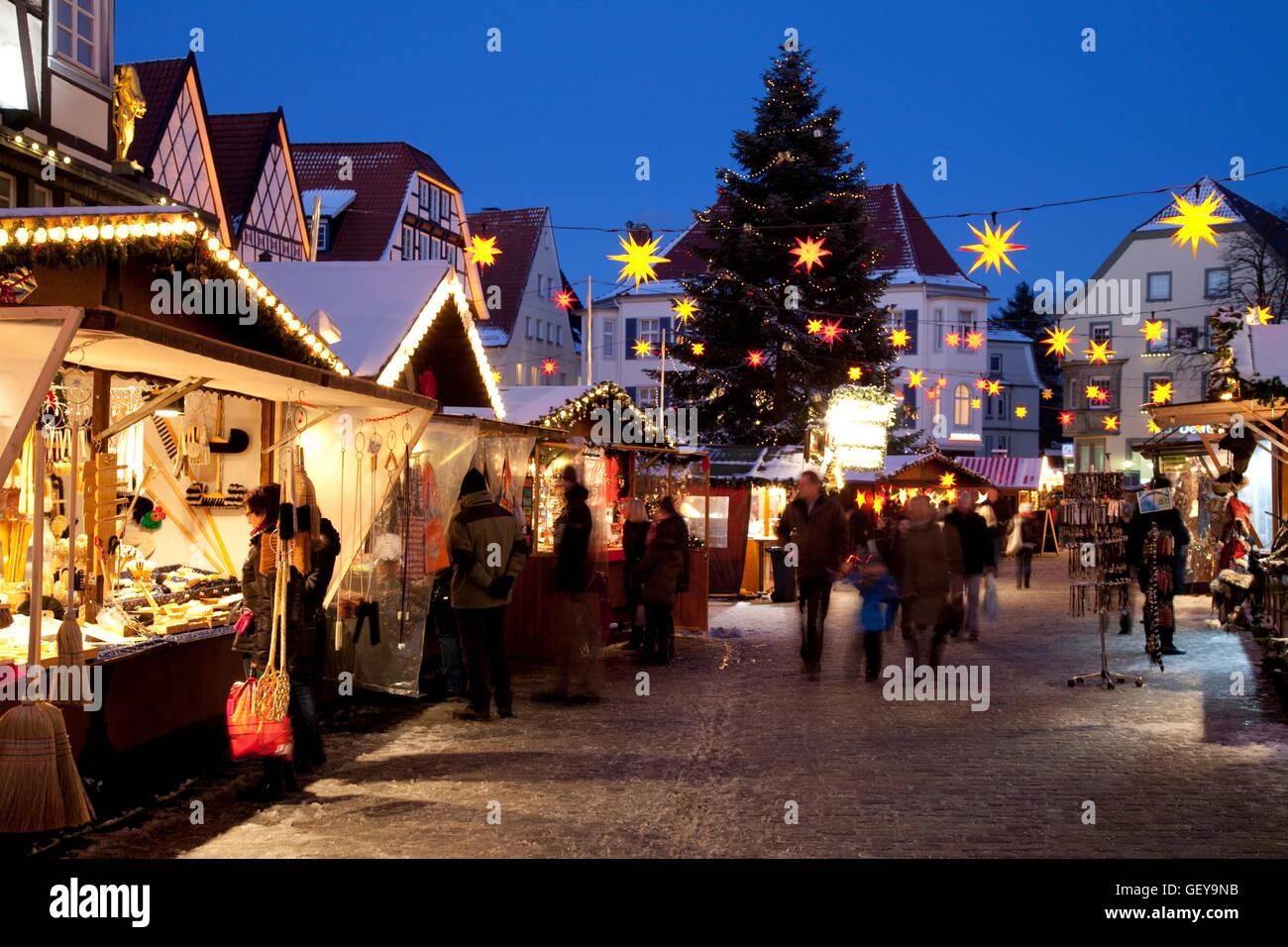 Soest Weihnachtsmarkt.Weihnachtsmarkt Soest Stockfoto Bild 112467751 Alamy
