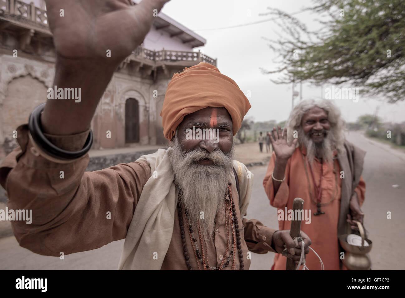 Indische Männer Charakter