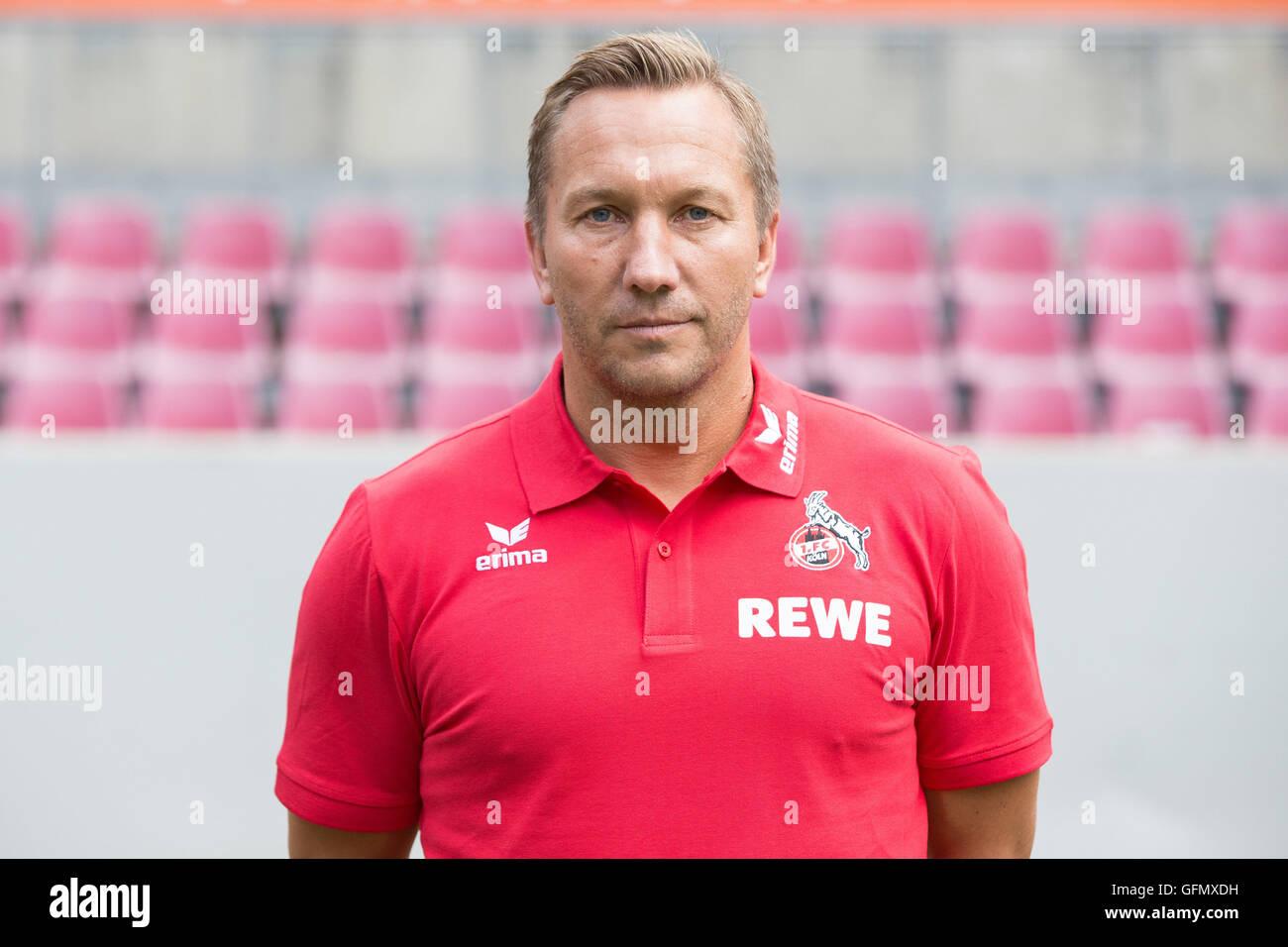 Deutsche Bundesliga Saison 201617 Fototermin 1 Fc Köln Am 18