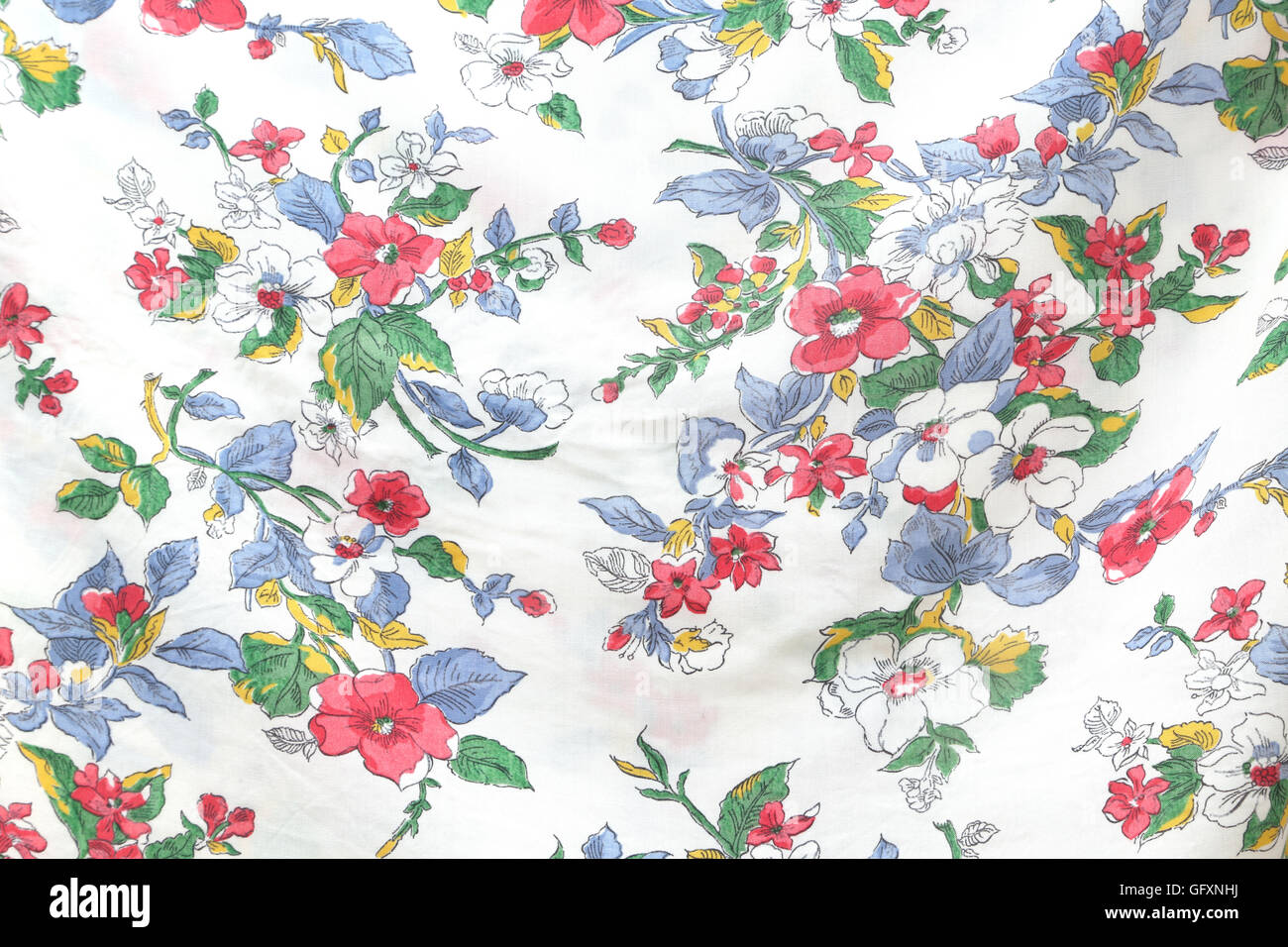 1950s Fabric Stockfotos & 1950s Fabric Bilder - Alamy