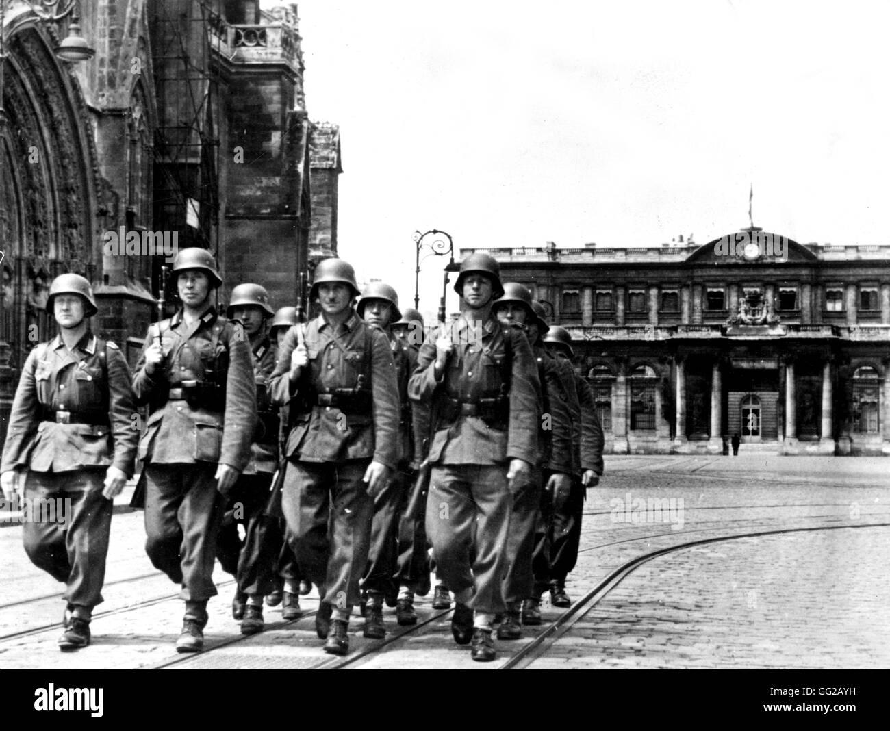 Frankreich Im 2. Weltkrieg