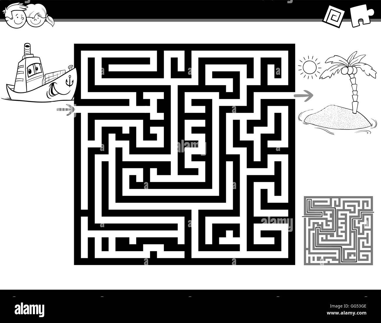 Wunderbar Gefrorene Labyrinth Malvorlagen Bilder - Entry Level ...