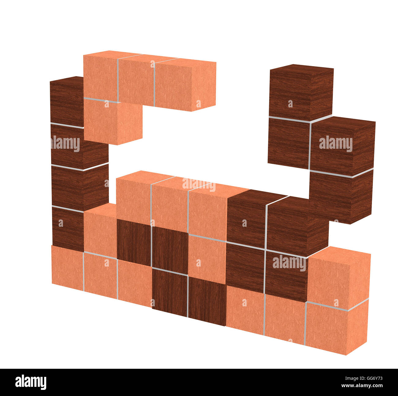 3d cubes icon stockfotos 3d cubes icon bilder alamy. Black Bedroom Furniture Sets. Home Design Ideas