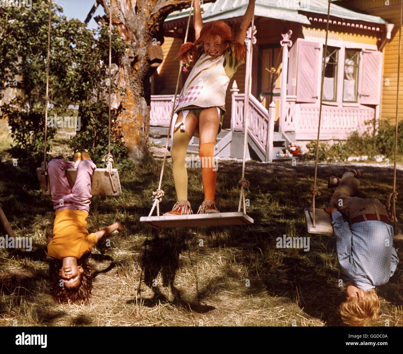 Pippi Langstrumpf Und Ihre Villa Kunterbunt