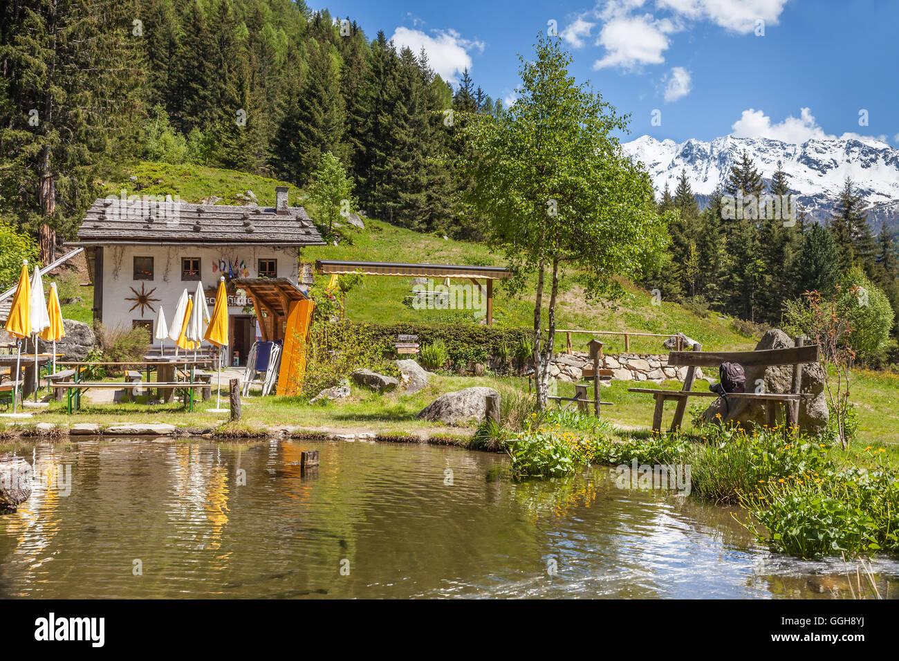 Geographie/Reisen, Italien, Südtirol, Editorial-Use - Nur Stockbild