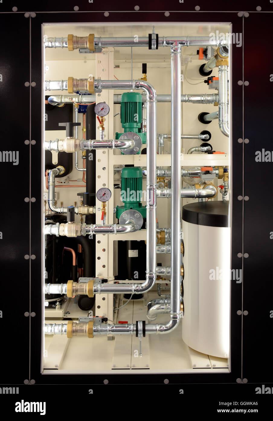Boiler Pipes Stockfotos & Boiler Pipes Bilder - Alamy