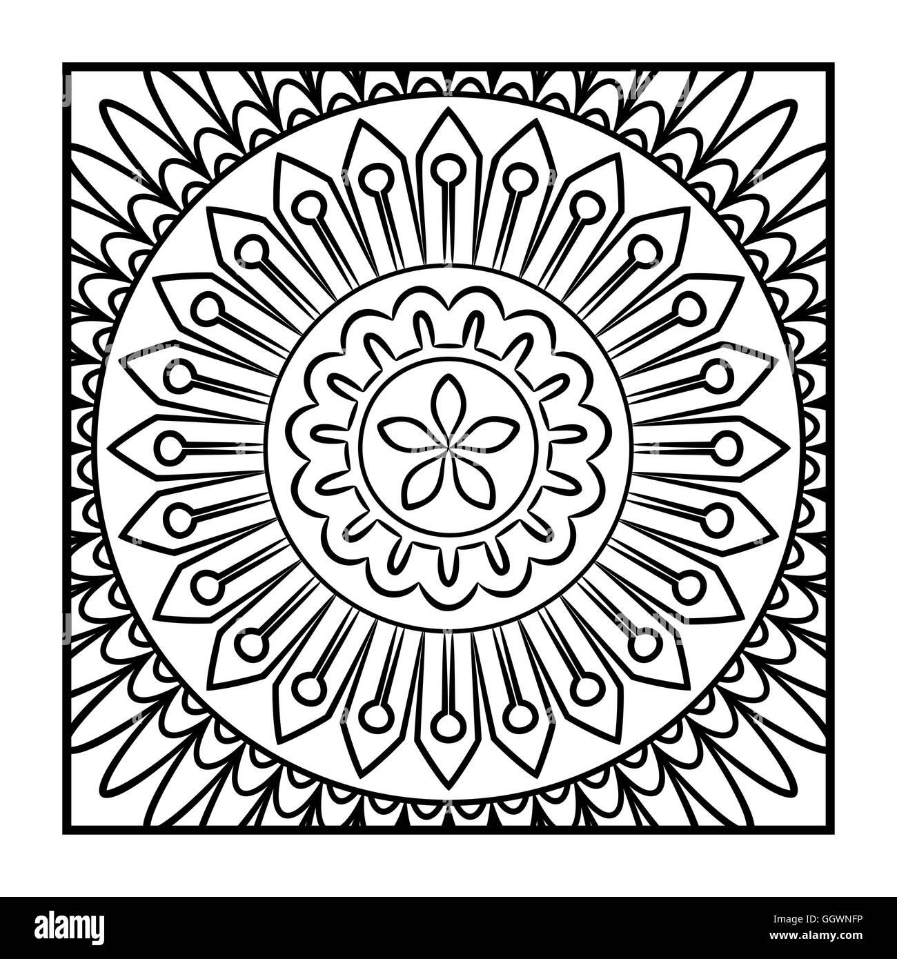 Tolle Erweiterte Mandala Malvorlagen Galerie - Malvorlagen Ideen ...