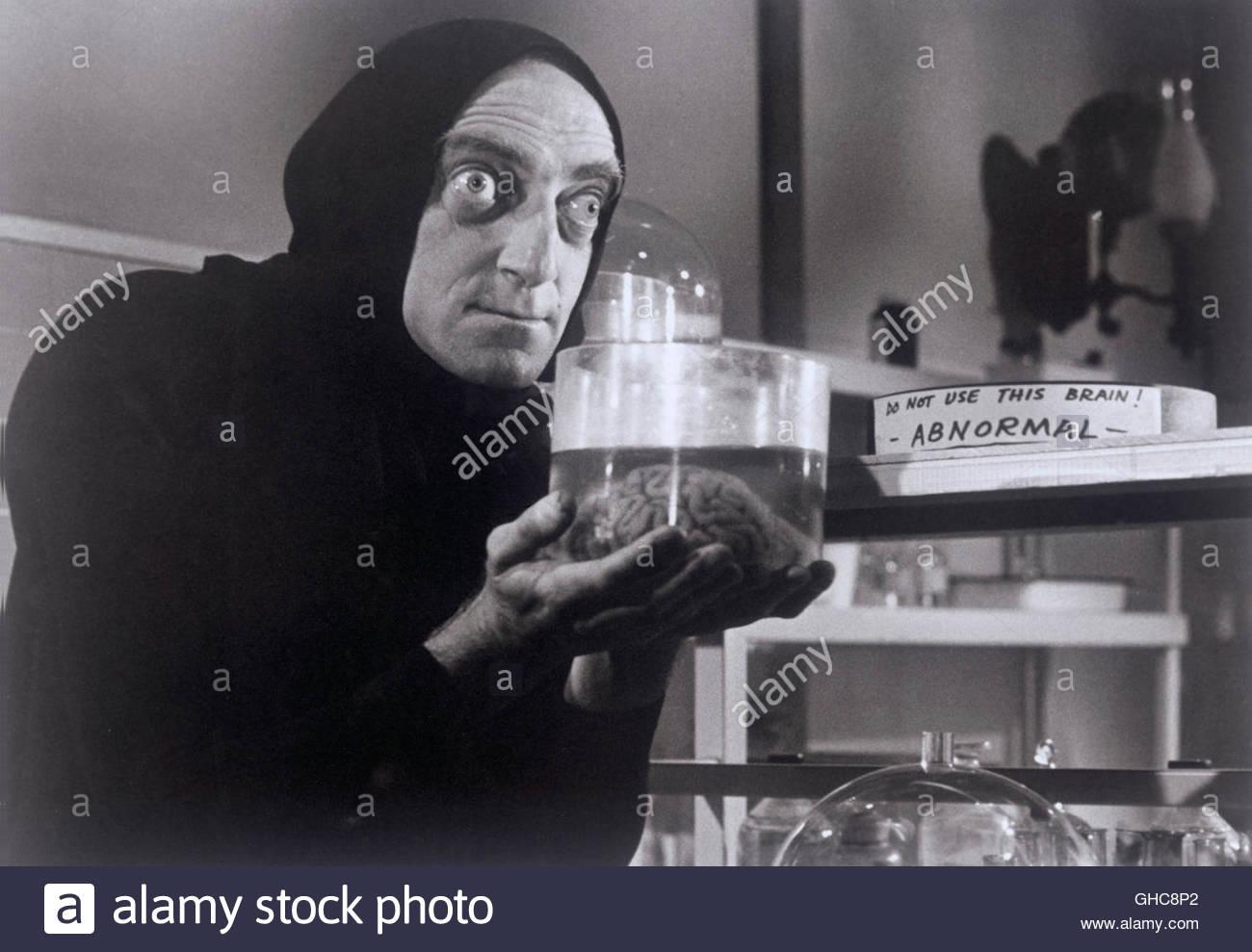 Young Frankenstein Usa 1974 Mel Brooks Igor Marty Feldman Hat Eine