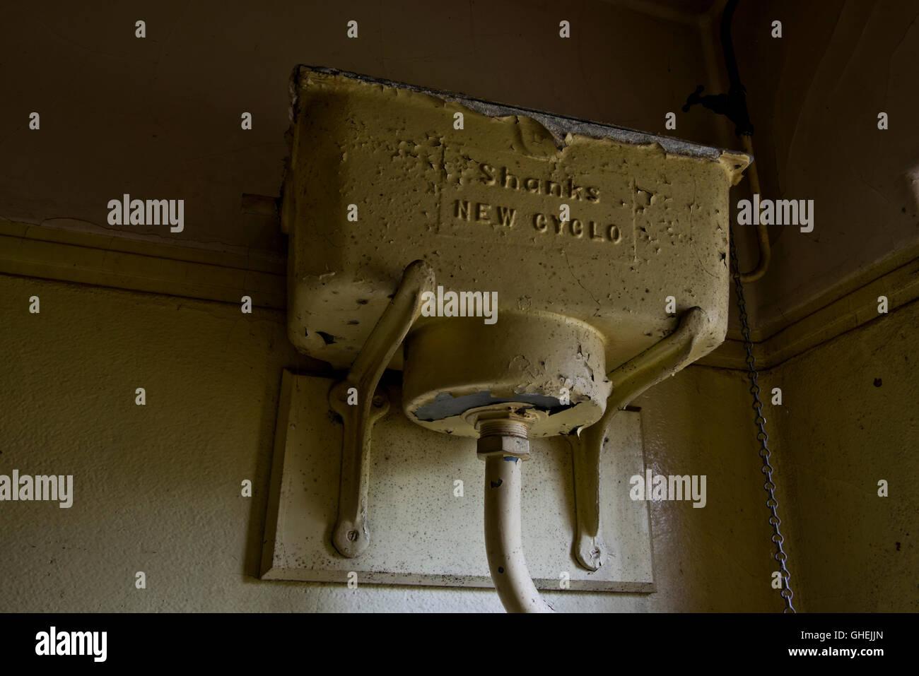Krankenhaus toilette hospital toilet - 3 4