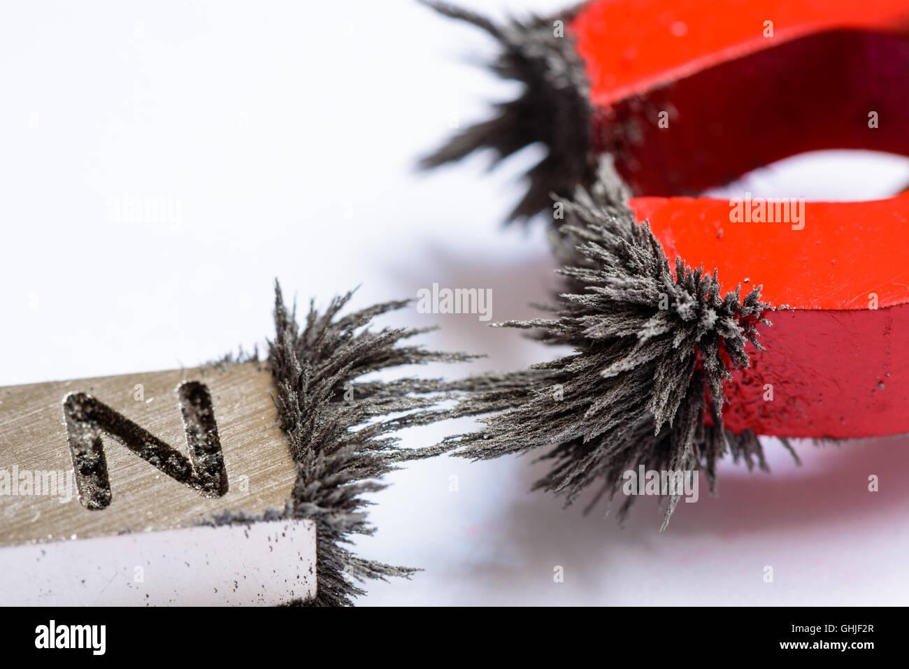 Magnetic Field Stockfotos & Magnetic Field Bilder - Alamy