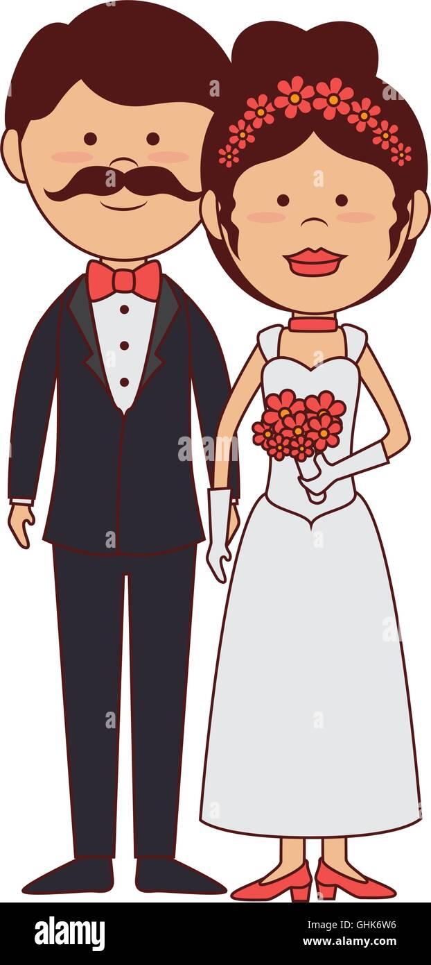 Comic Bride Groom Stockfotos Comic Bride Groom Bilder Seite 3