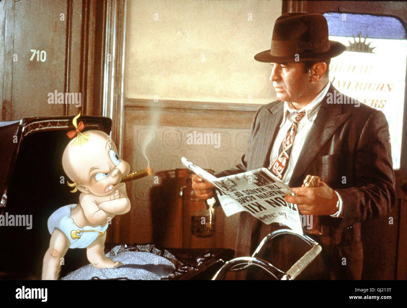 FALSCHES SPIEL MIT ROGER RABBIT - Im Bild: BABY HERMAN Sagt Eddie ...