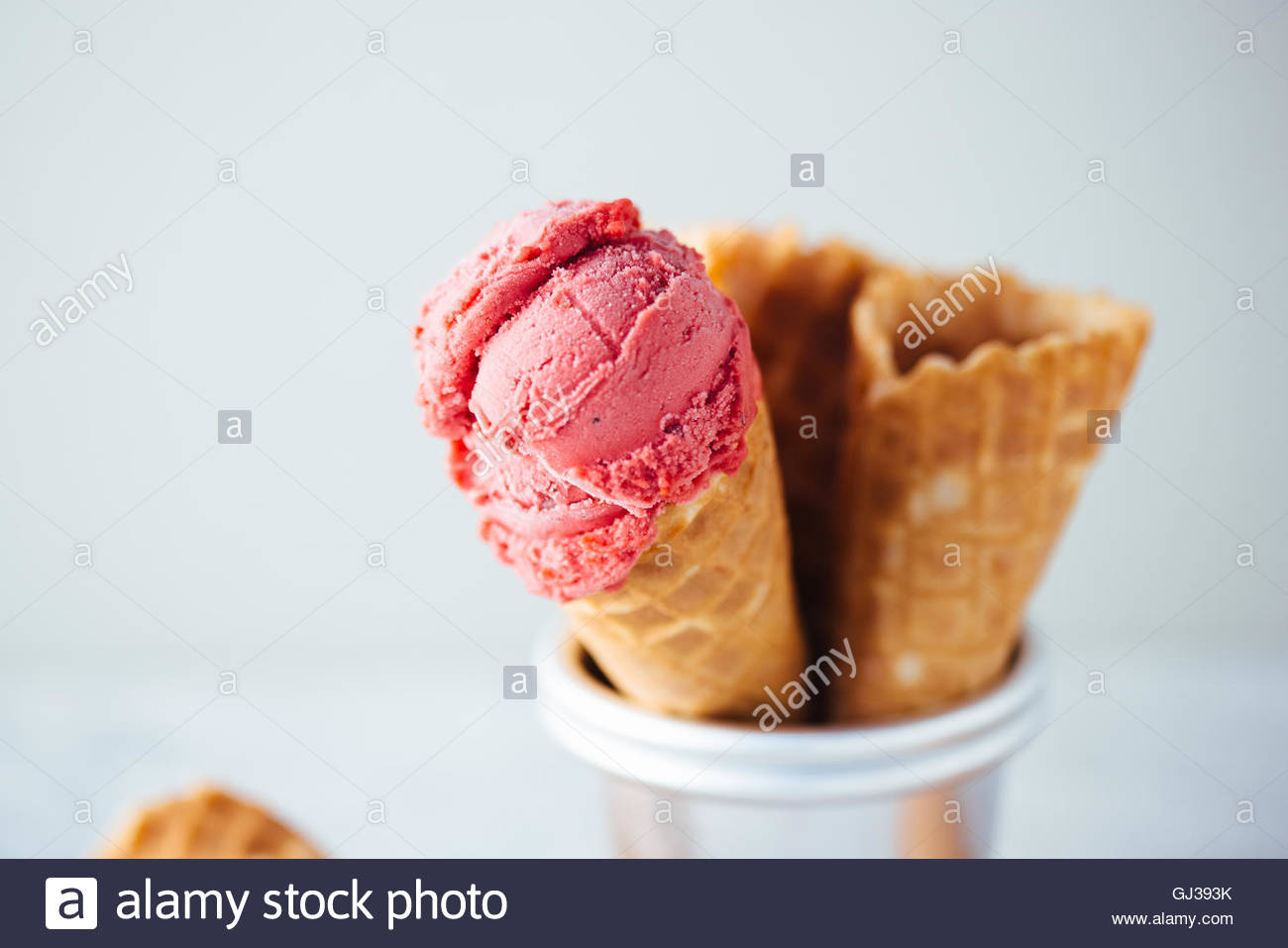 gelato stockfotos gelato bilder alamy. Black Bedroom Furniture Sets. Home Design Ideas