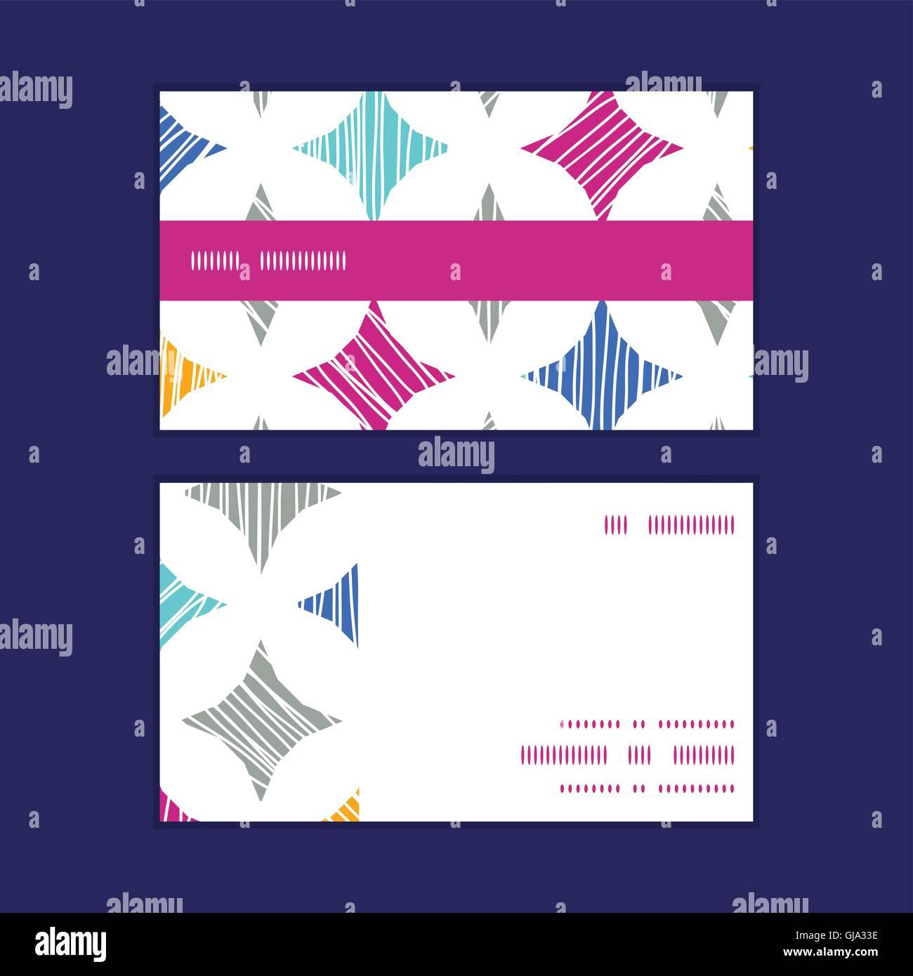 legen sie vektor bunte strukturierten marmorfliesen horizontalen streifen rahmen muster visitenkarten - Muster Visitenkarten