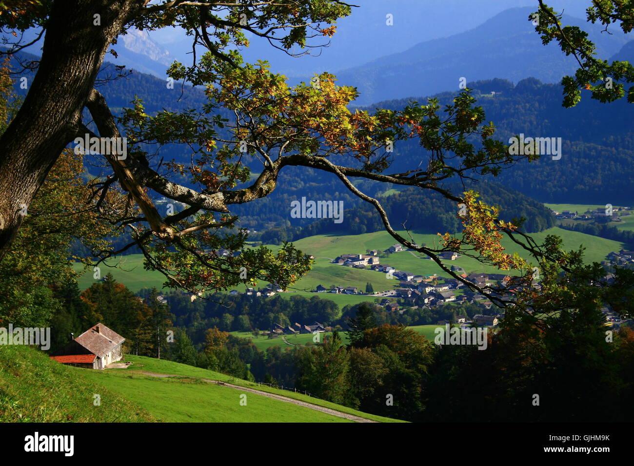 austria vorarlberg schwarzenberg bregenzerwald stockfotos austria vorarlberg schwarzenberg. Black Bedroom Furniture Sets. Home Design Ideas