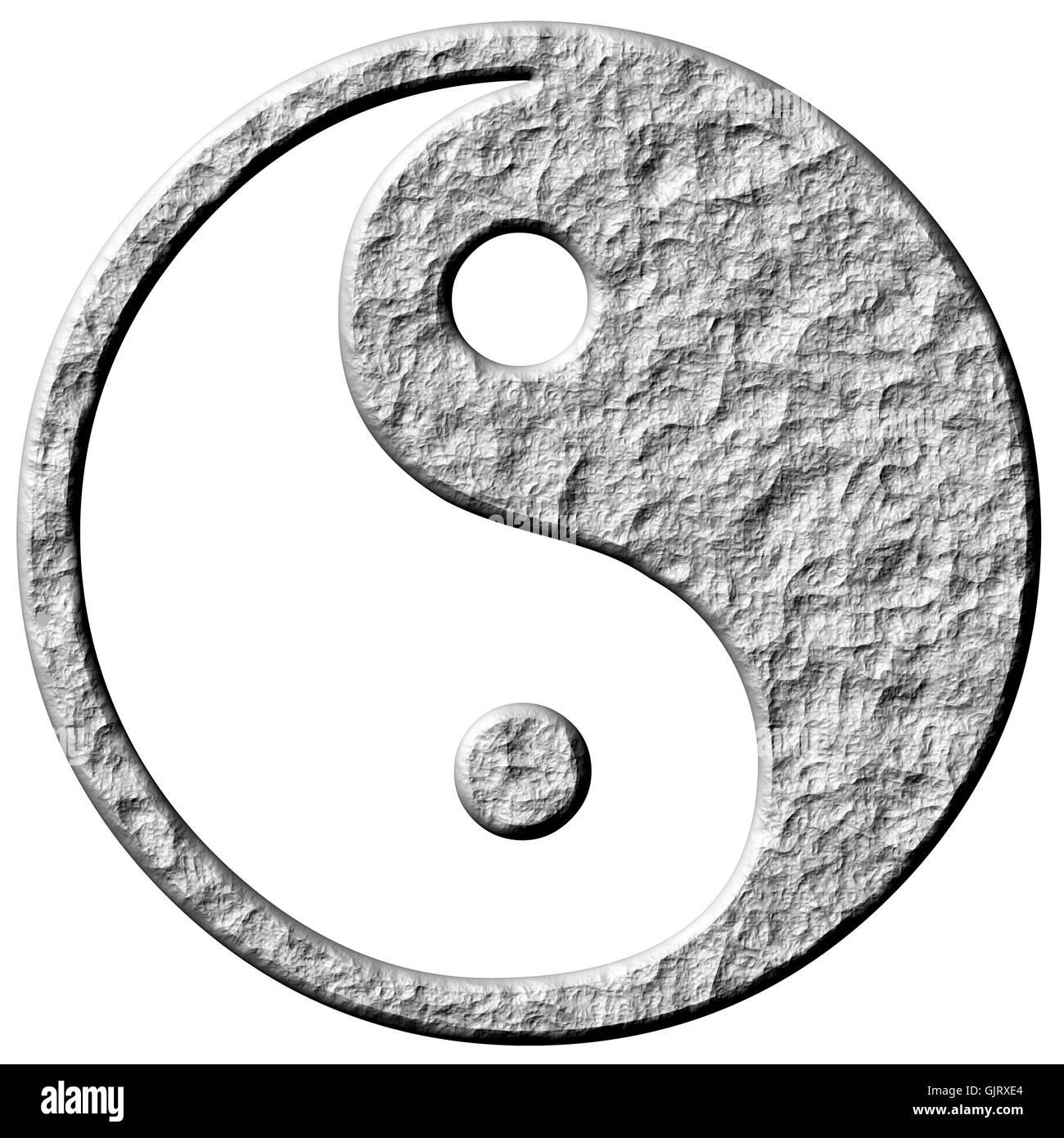 Spirituelle Zeichen Symbol Stockfoto Bild 114851692 Alamy