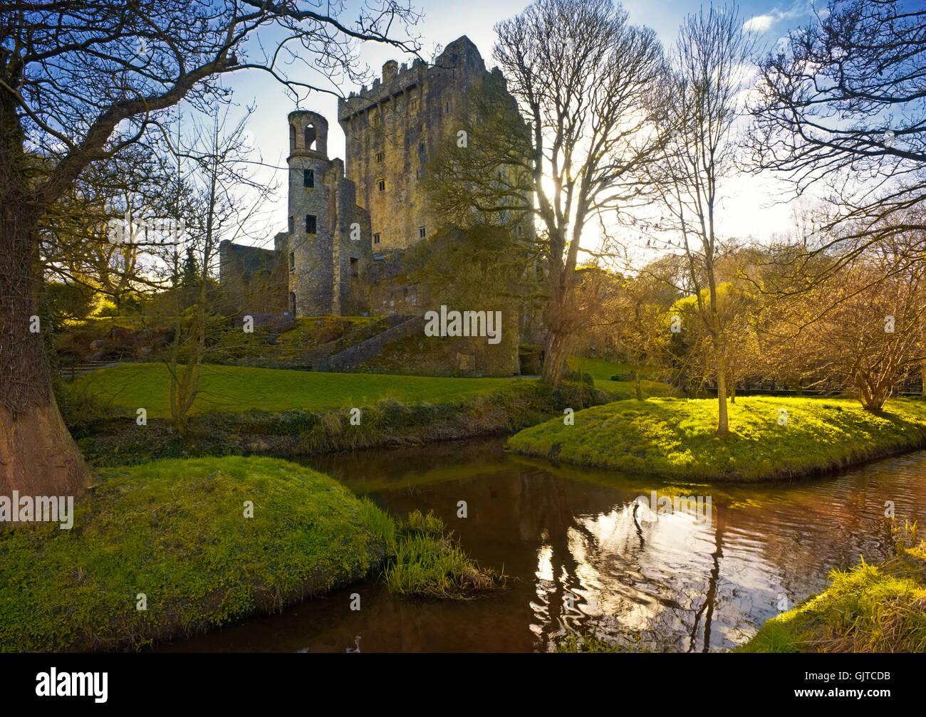 Reisen Tourismus Irland Stockbild