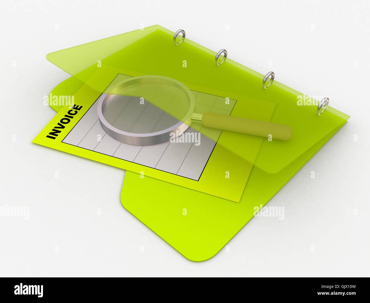 invoice stockfotos invoice bilder alamy. Black Bedroom Furniture Sets. Home Design Ideas