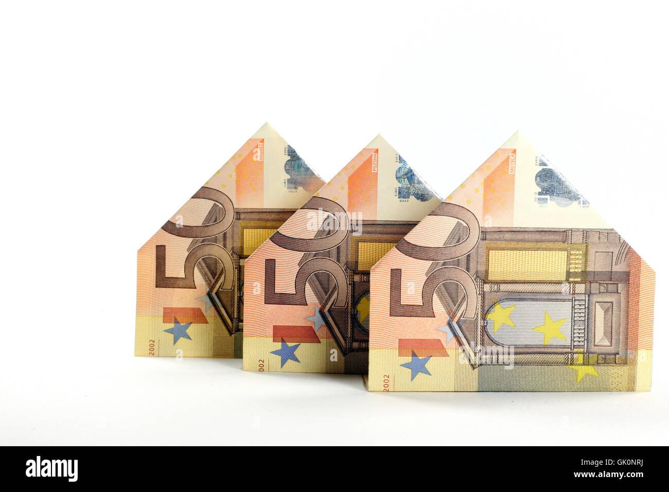Kredit Finanzierung Finanzen Stockbild