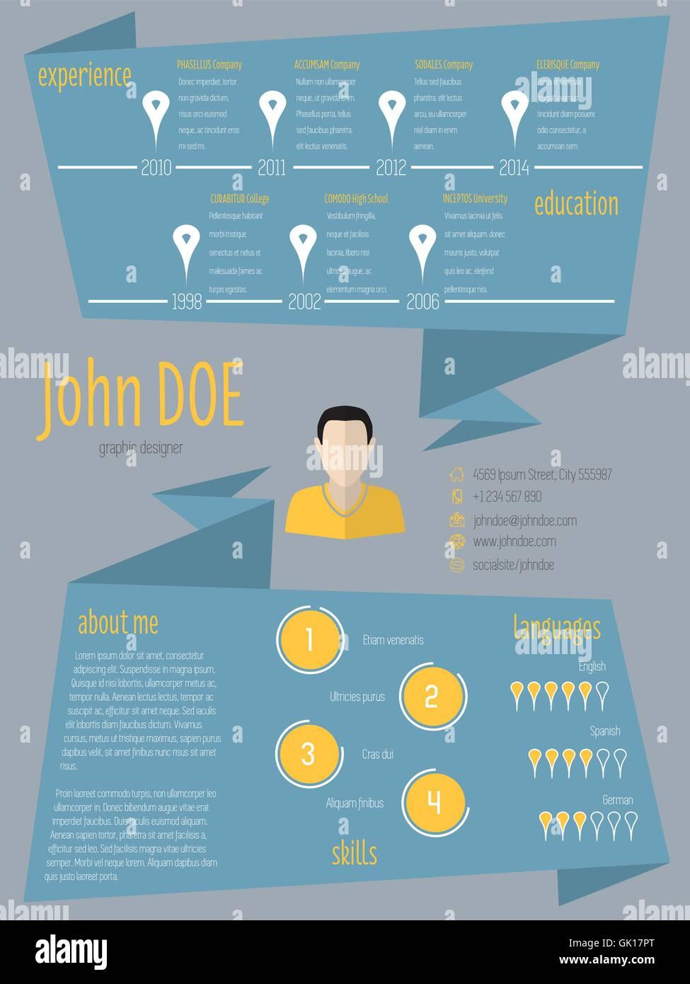 Gemütlich Letzter Lebenslauf Stil Ideen - Beispiel Business ...