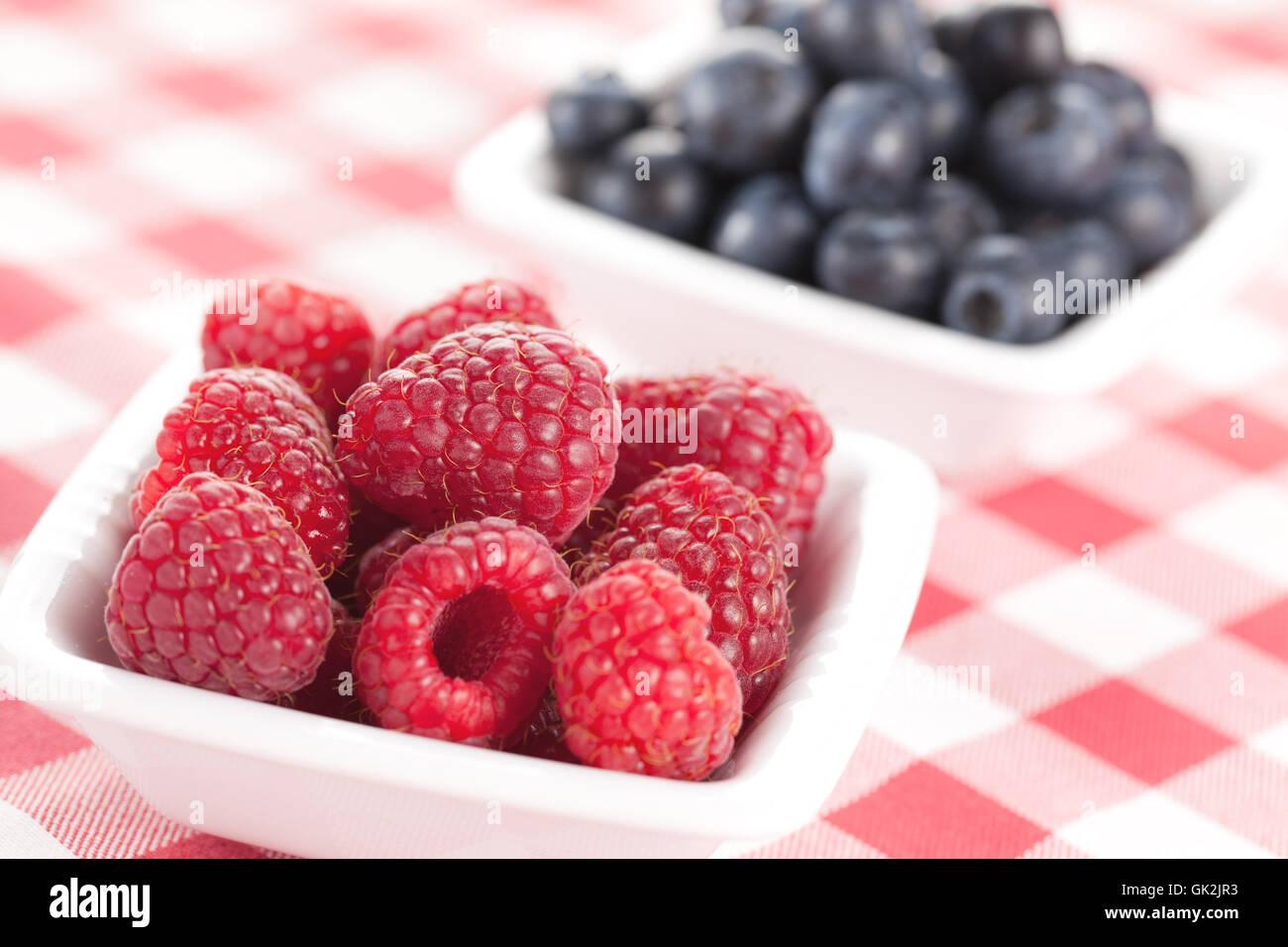Lebensmittel Nahrungsmittel Sommer Stockbild