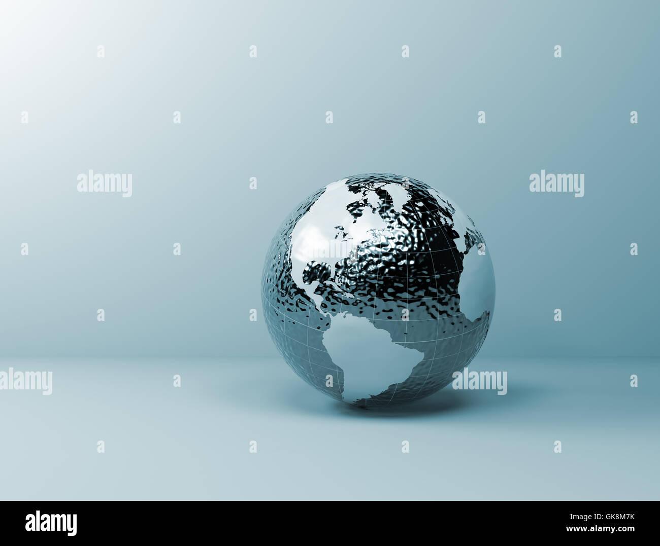 Background Image Futuristic Concept Silver Stockfotos & Background ...