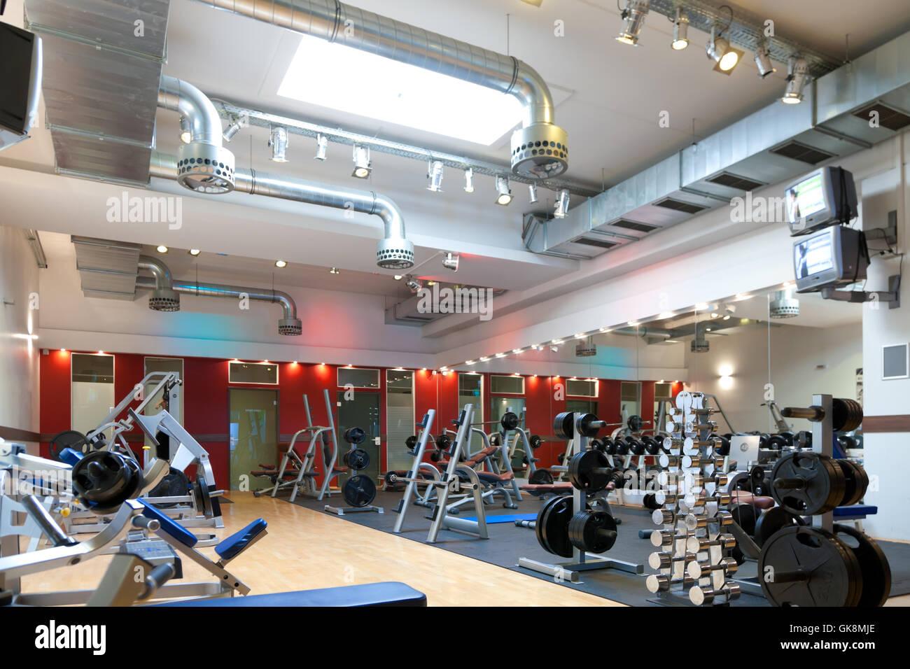 Fitness Centre Stockfotos Amp Fitness Centre Bilder Alamy