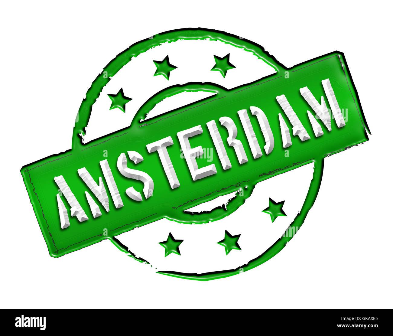 Holland-Niederlande-amsterdam Stockbild