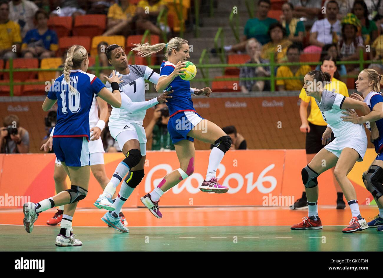 Rio De Janeiro Rj Brasilien 20 August 2016 Olympischen Spiele