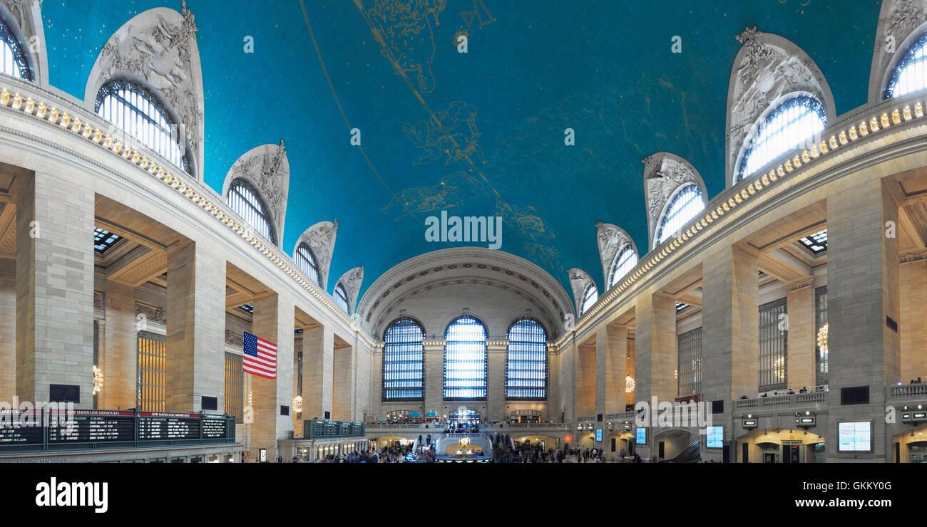 USA, New York, New York City, Manhattan, Grand Central Station Stockbild