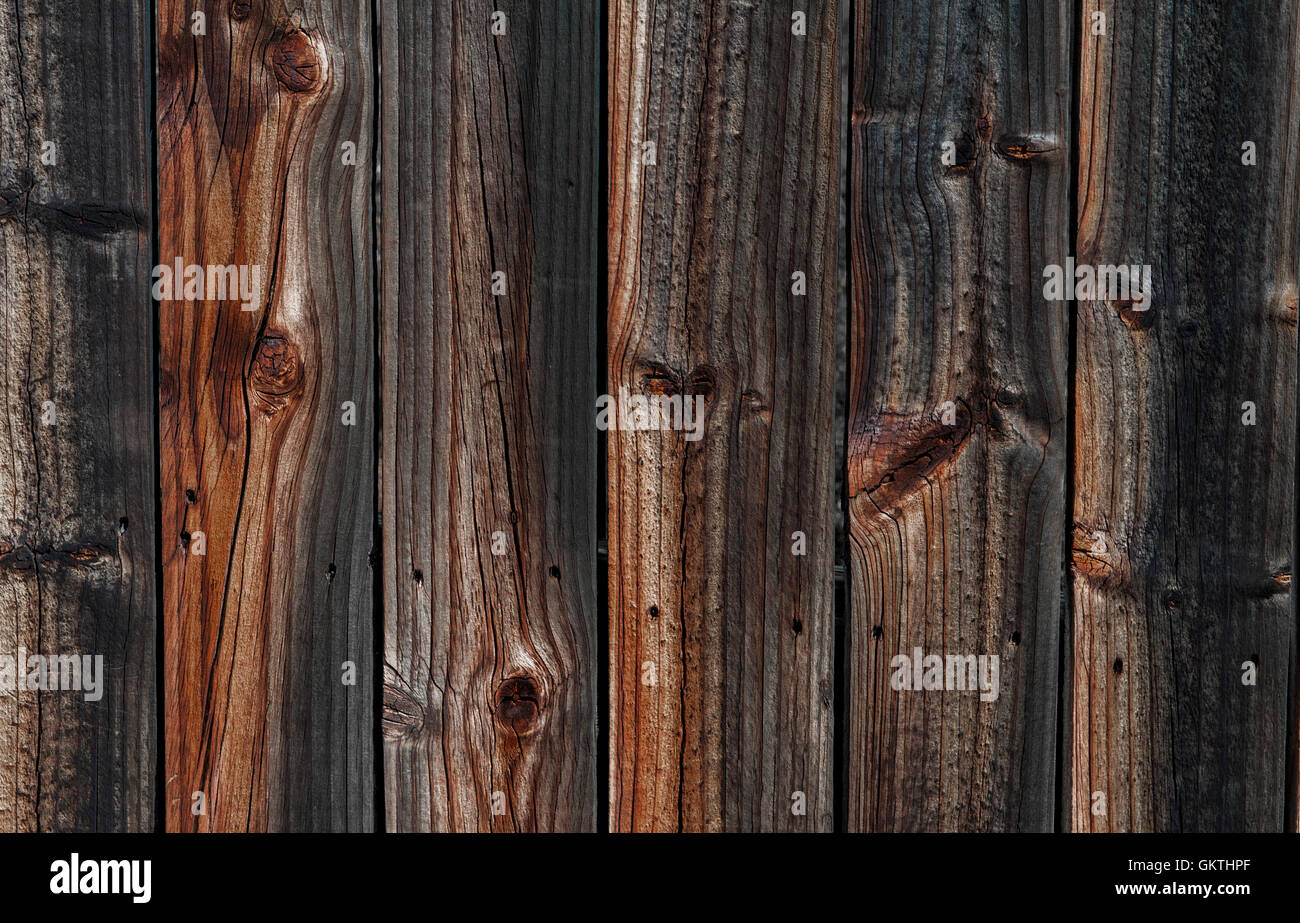 dark brown vintage wood planks stockfotos & dark brown vintage wood