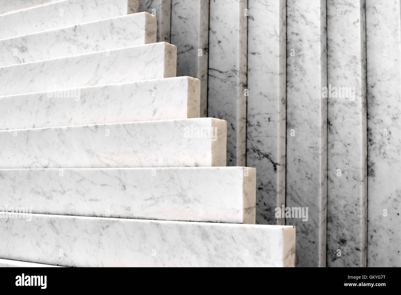 Architektonisches Detail Denkmal Stockbild