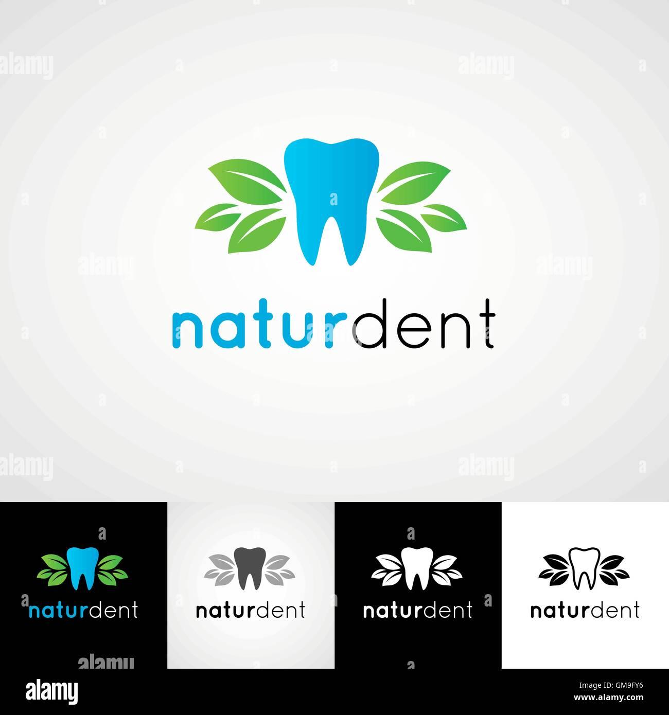 Kreativ Dental Logo Vorlage Zahnarzt Klinik Abzeichen