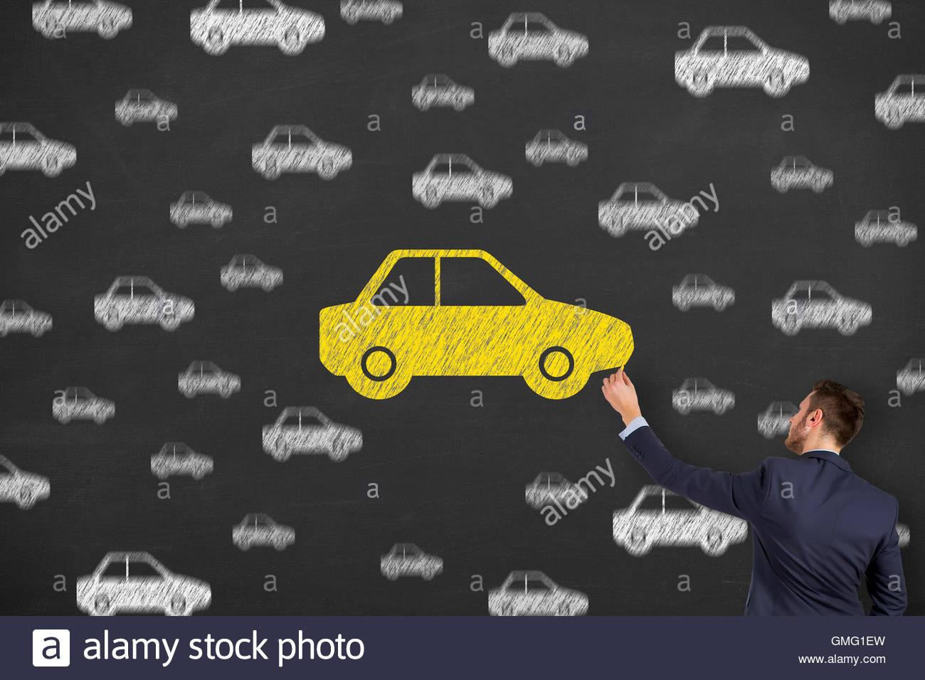 Car Concept Drawing Stockfotos & Car Concept Drawing Bilder - Seite ...