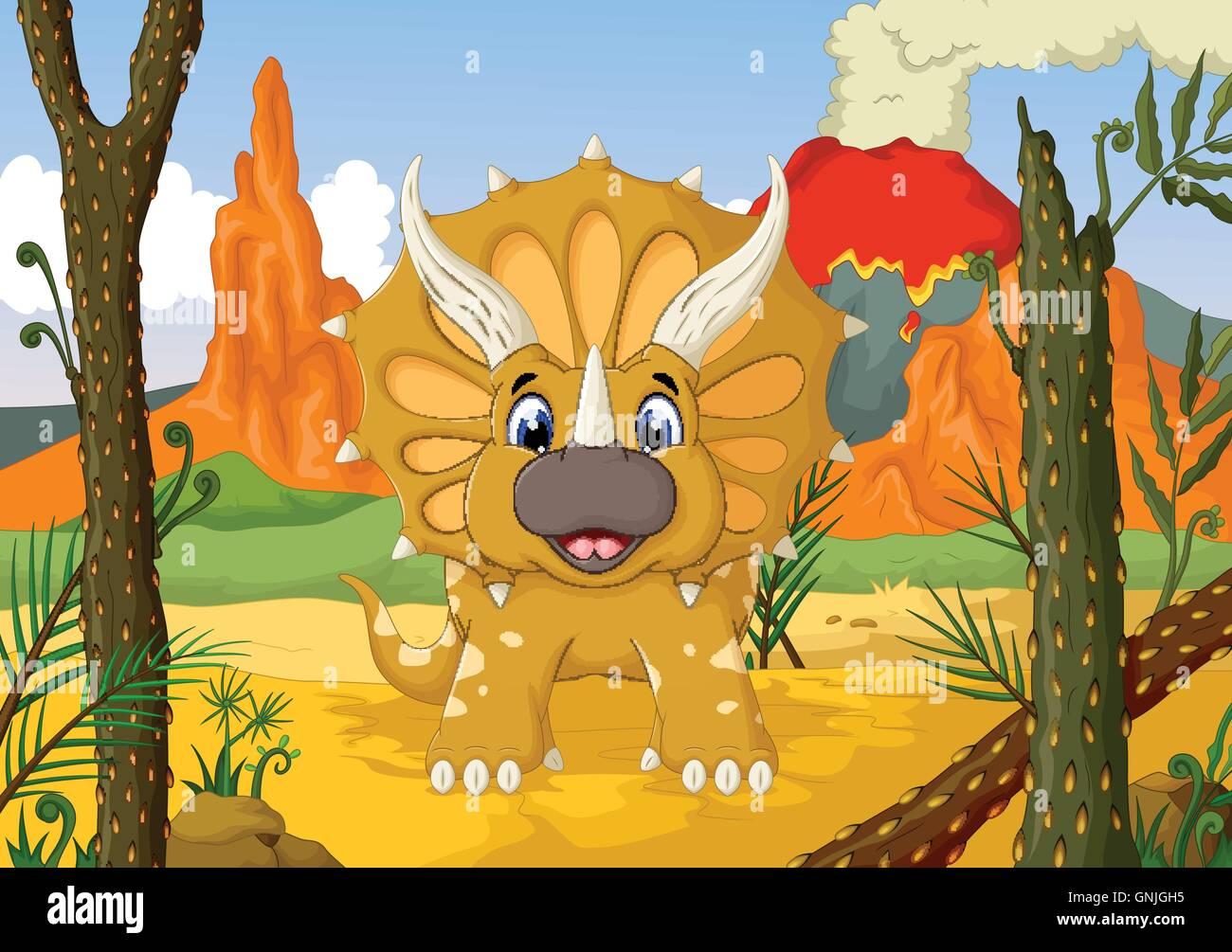 Großzügig Süße Triceratops Färbung Seite Ideen ...