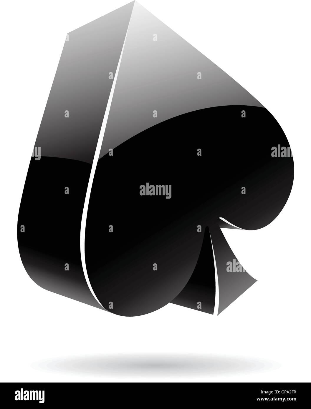 Spades Vector Vectors Stockfotos & Spades Vector Vectors Bilder - Alamy