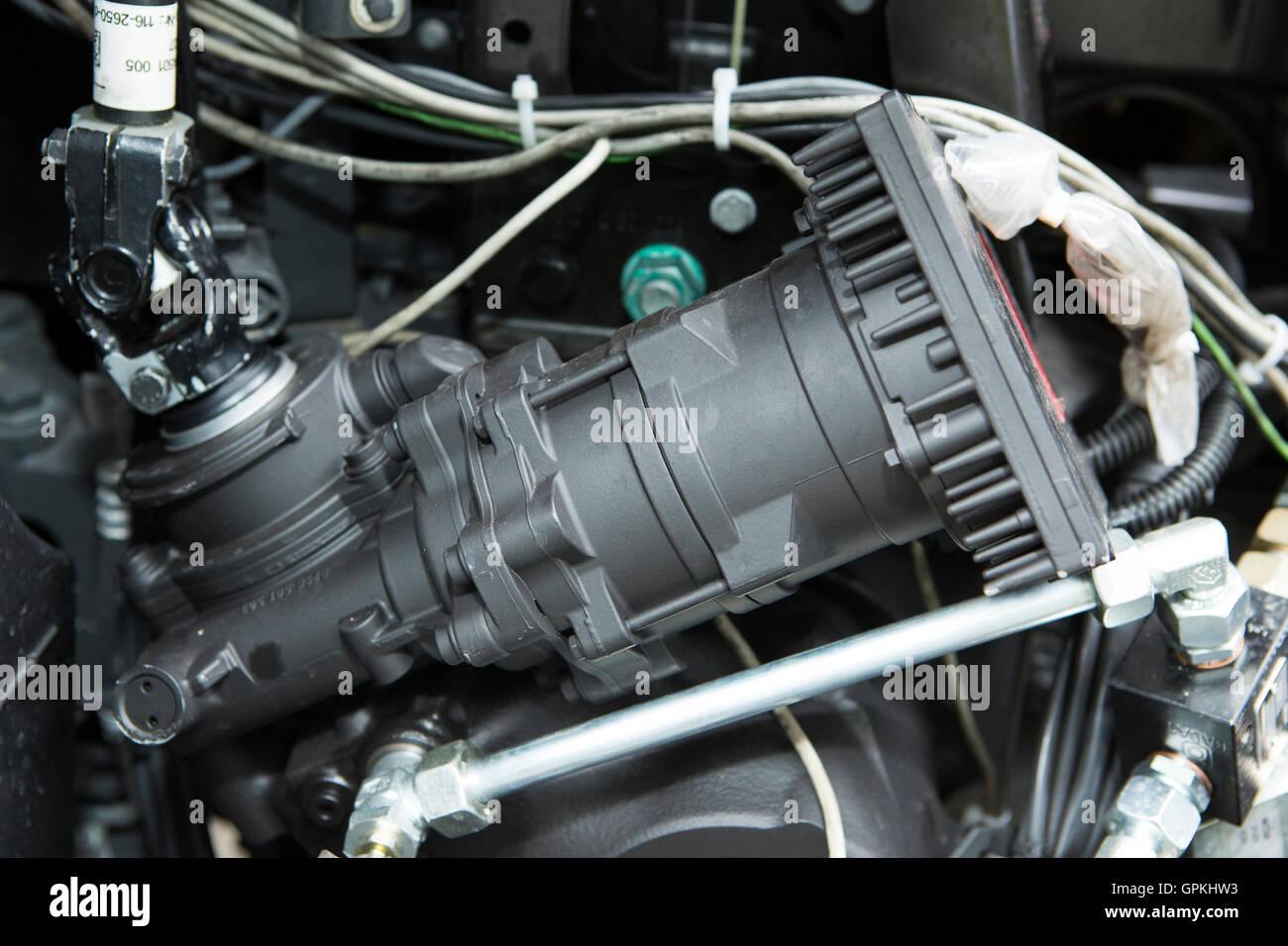 Nett Fahrzeug Motorteile Ideen - Schaltplan Serie Circuit Collection ...