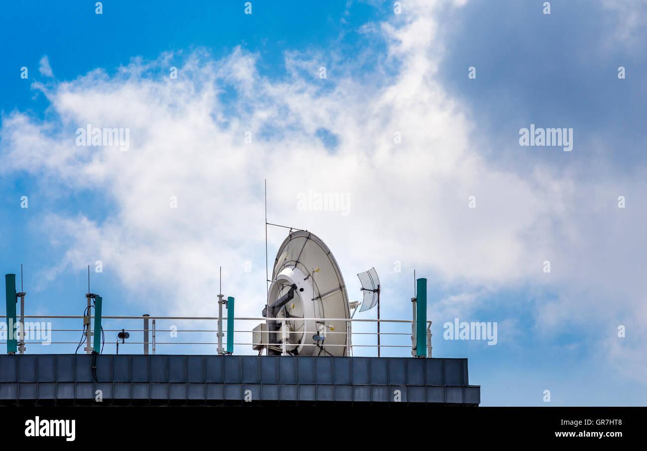 Antenne Stockbild
