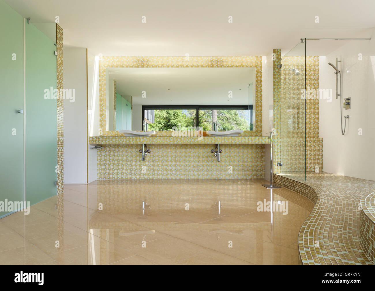 Einzigartig Schönes Bad Sammlung Von Innen Moderne Villa, Schönes