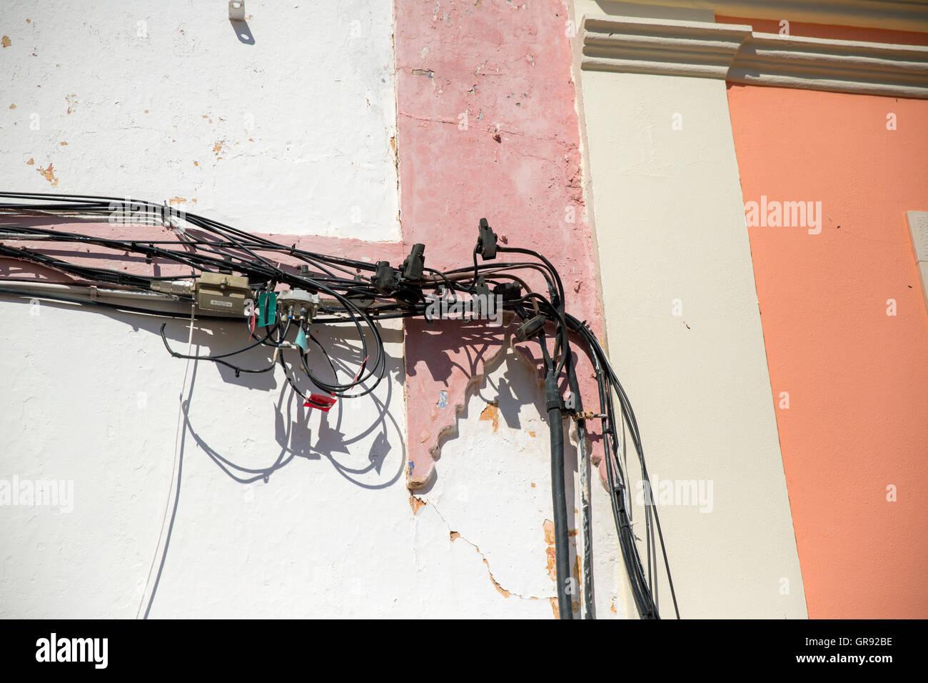 Wiring House Stockfotos & Wiring House Bilder - Alamy